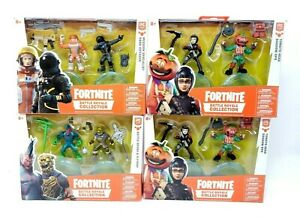 Fortnite-Battle-Royale-Collection-Figures-Toys-Lot-of-4