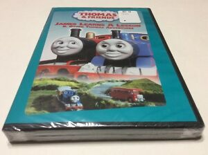 CHILDREN-FAMILY-JAMES-LEARNS-A-LESSSON-FULL-DOL-DVD-NEW-And-Sealed-Free-Sh