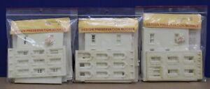 DPM-109-110-111-HO-Townhouse-1-2-amp-3-Set-of-3-kits-MIP-Design-Preservation