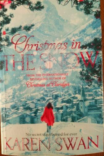 1 of 1 - Christmas in the Snow by Karen Swan (Paperback, 2014)