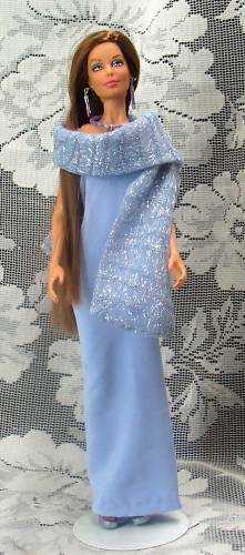 Must see Jakks Pacific Fashion Doll Style #3 BROWN