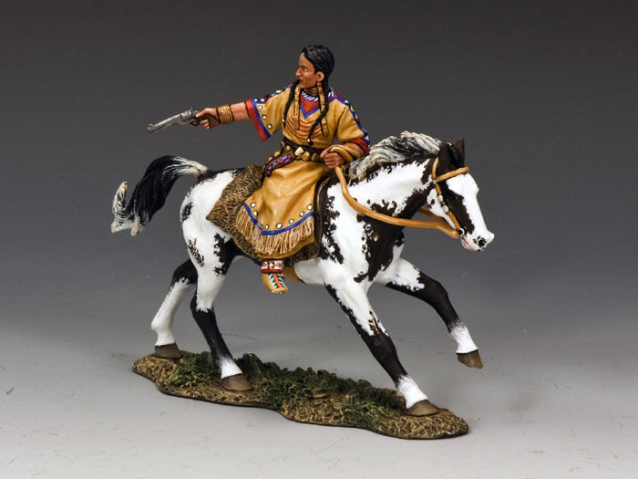 TRW034(P) Buffalo Calf Road Woman by King and Country