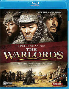 DVD Blue Ray Movie - The WARLORDS Includes Bonus Copy on Vudu