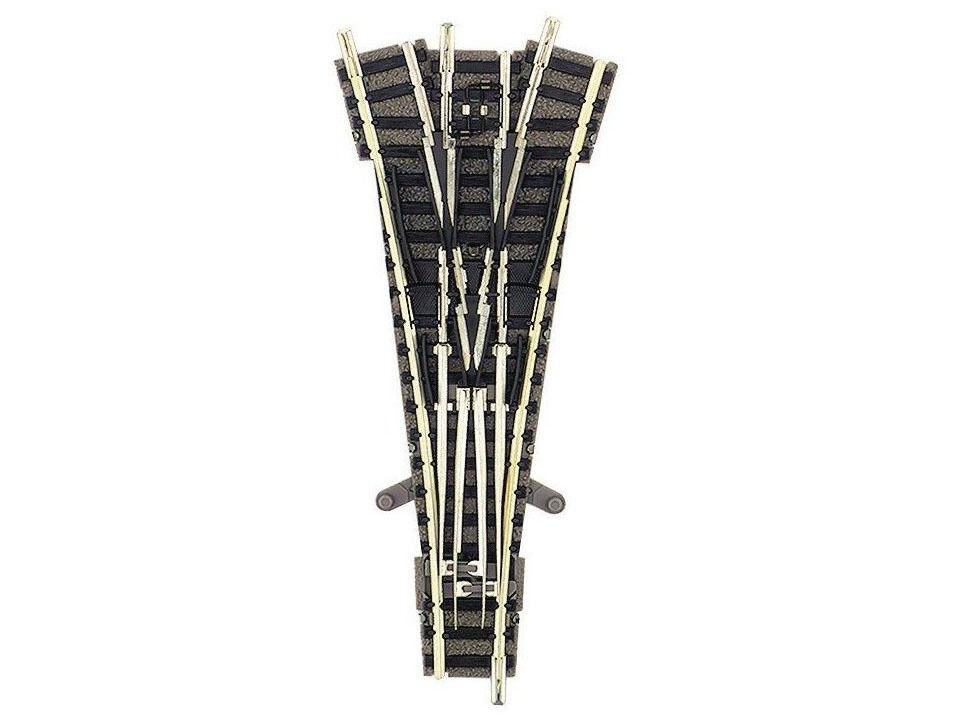 Fleischmann 9157-Tre vie morbida per manuale lunghezza 111mm-Traccia N-NUOVO