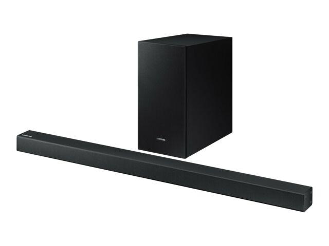 Soundbar + Subwoofer Samsung - HW-R550 HDMI Bluetooth 2.1 canali