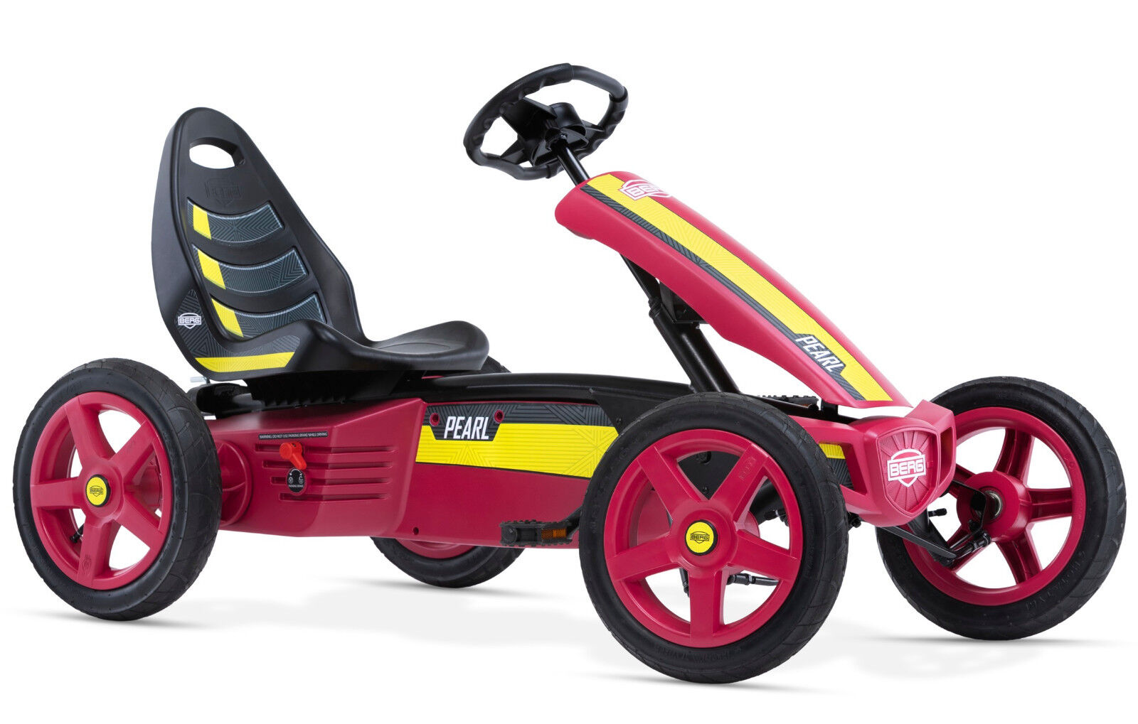 Berg Rally Kids Pedal Car  Go Kart Pearl 4 - 12 Years NEW  online sale