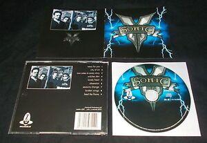SONIC-X-SONIC-X-2004-Z-RECORDS-CD-MELODIC-ROCK