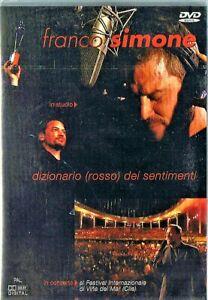 FRANCO-SIMONE-CONCERTO-DIZIONARIO-ROSSO-DEI-SENTIMENTI-DVD-INCELLOFANATO