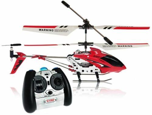 Syma S107G helicópteros las partes faltantes sólo está disponible para niños Kids-rojo