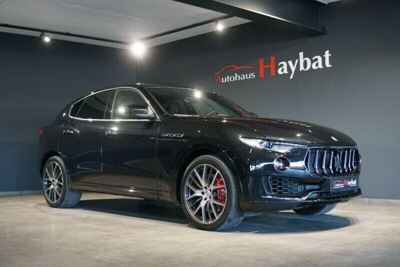 Maserati Levante 3,0 S aut. 5d