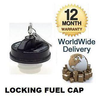 For Vauxhall Vectra All Models Fuel Petrol + Diesel Locking Screw In Lock Cap