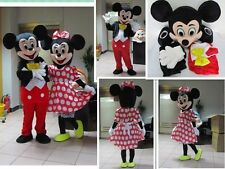 RENT Minnie Mouse Mascot Costume Adult Disney Halloween character party birthday