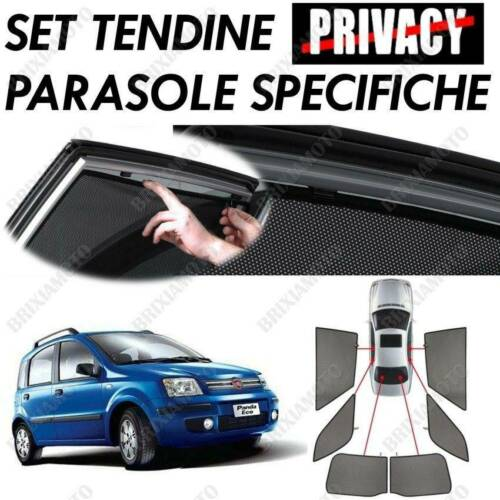 2//12/>12//12 1pz 9//03/>1//12 Fiat Panda Classic Kit tendine Privacy Fiat Panda