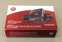Motorola Bike Bicycle Mount Only Handlebar For Motoactv Fitness Tracker