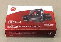 Motorola Bike Bicycle Mount Only Handlebar For Motoactv Fitness Tracker