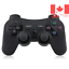 PS3-Controller-Wireless-Double-Shock-Controller-for-Playstation-3-with-Charge thumbnail 1
