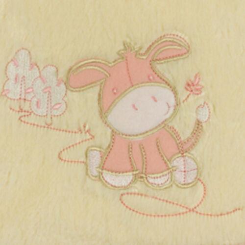 Moses//Crib//Pram Snuggle Baby Donkey Baby Blanket