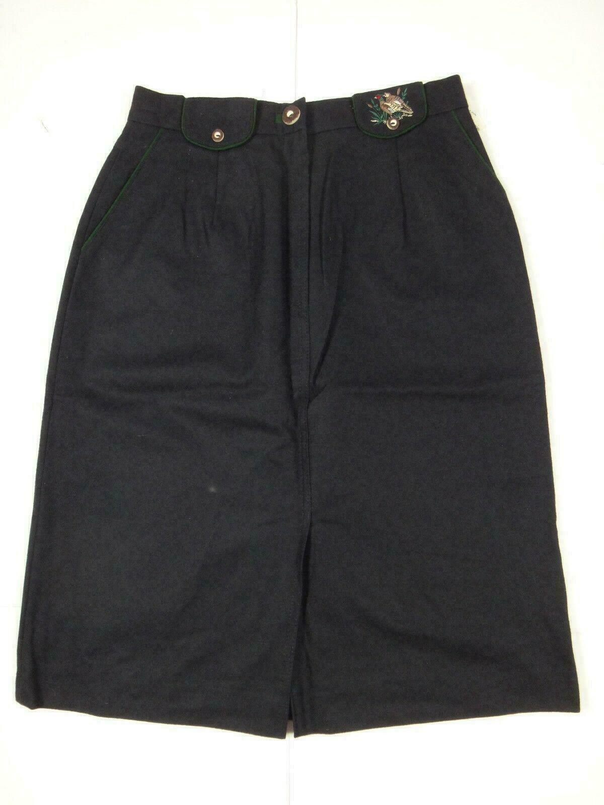 12600 Womens Skirt Hammerschmid Model Lech Size 40 Dark Blue