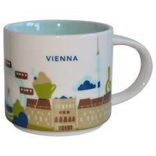 Starbucks City Mug You Are Here Wien Vienna Austria Coffee Cup Kaffee Tasse Pott