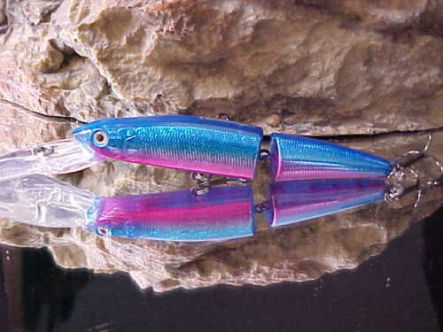Challenger Deep 20-25/'Jointed Minnow MG010DF-T20 for Bass//Pike//Walleye//Salmon