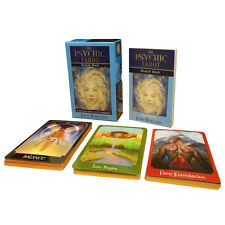 The Psychic Oracle Deck Tarot Cards Deck and Book Set Collection John Holland