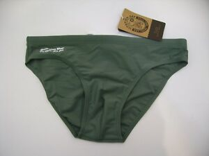 Clothing, Shoes & Accessories Men's Clothing Sincere Scorpion Bay Underwear Swimwear Man Sea Mlys3300 Green Military Green We Take Customers As Our Gods