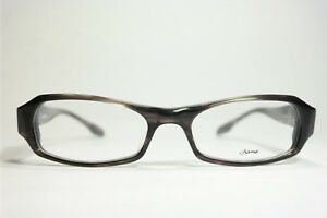 53efd585963f Sama Gry Mac 53 18 145 Brown Grey Oval Frames Glasses Eyeglasses