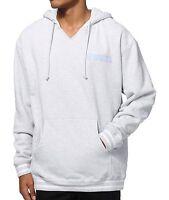 Odd Future Ofwgkta Pullover Hoodie Grey 100% Authentic