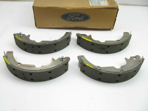 Cougar New OEM Ford F1SZ-2200-A Rear Brake Shoes For 91-97 Thunderbird