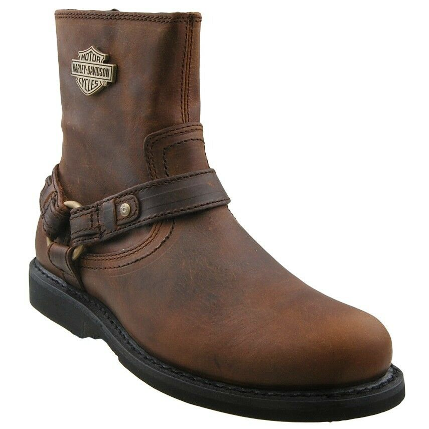 New Harley Davidson Men Boots D95263 Biker Boots Boots Motorcycle Boots