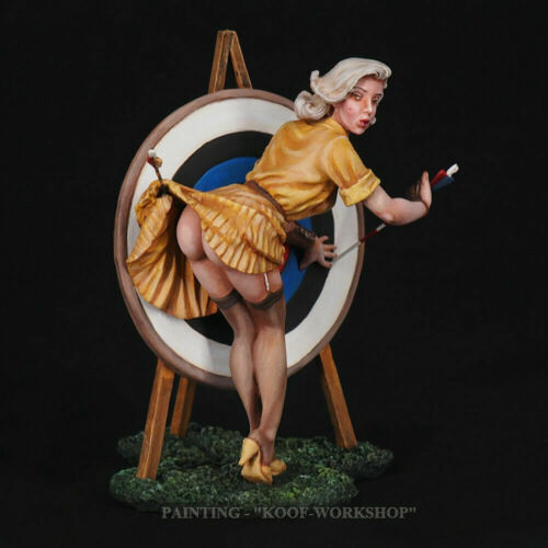 Painted Pin Up Series The Missing Arrow 80 mm 1//22