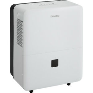 Danby-50-Pint-2-Fan-Speed-3-000-Sq-Ft-Application-Area-Dehumidifier-White