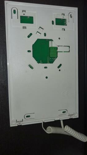 Ritto 17855//x0 Video-Hausstation Color Komfort Weiß 1758800 1 7855//70 geb.