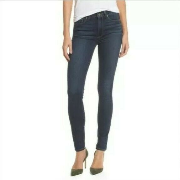 PAIGE Hoxton Skinny Ankle Jeans Size 27