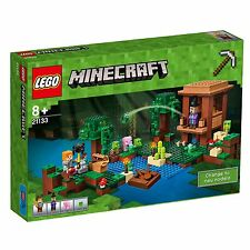 LEGO® Minecraft™ 21133 Das Hexenhaus NEU OVP_ The Witch Hut NEW MISB NRFB