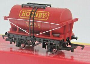 Hornby-R6262-OO-Gauge-SWB-Tanker-Wagon-Year-Wagon-039-2005-Hornby-Railways-039
