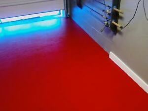 Image Is Loading Red Showroom Garage Floor Paint Large 20ltr Tin