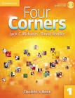 Four Corners Level 1 Student's Book with Self-study CD-ROM and Online Workbook Pack by Jack C. Richards, David Bohlke (Mixed media product, 2012)