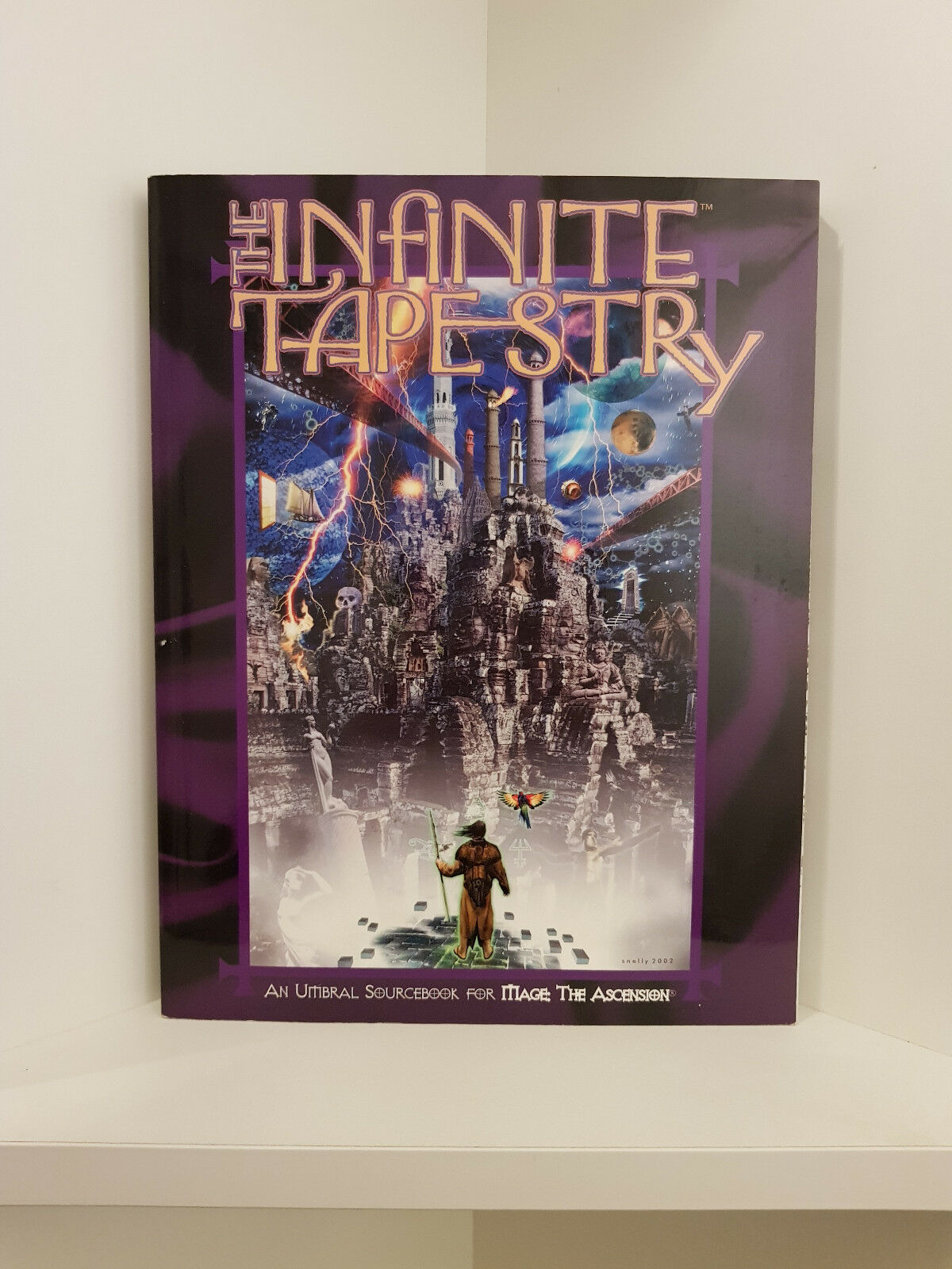 The Infinite Tapestry, Mage  The Ascension, RPG Softcover White Wolf