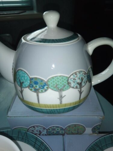 Ashdene Teapot Set.Design Rancho Long Forest design by Michelle Smith