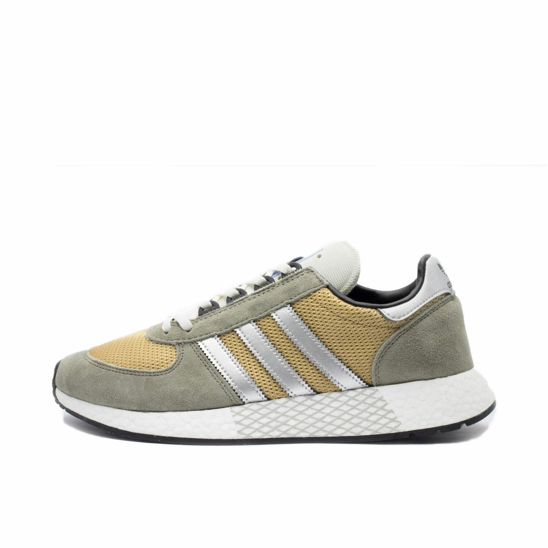 Adidas Men's Marathon Tech argento  grigio   Raw Sand G27416  essere molto richiesto