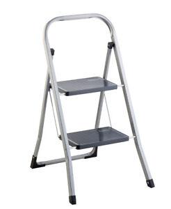 Stepladder 2 Steps Foldable Household Ladder Minileiter