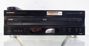 Pioneer DVL-909 LaserDisc DVD/CD/VCD Combo Player w/ Remote - Works Great!