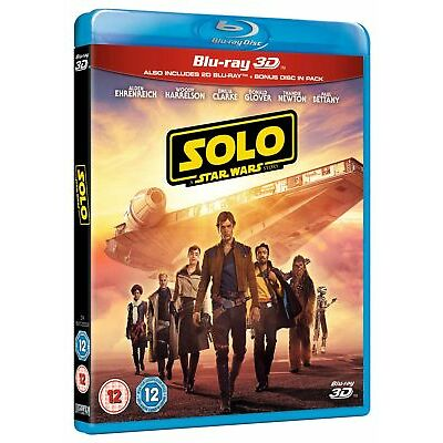 Solo: A Star Wars Story (3D + 2D ) [Blu-ray]