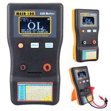 Mesr 100 Esr Capacitance Ohm Meter Cap Resistance Capacitor In Circuit Tester