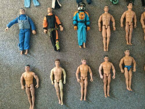Massive Collection. Details about  /Vintage Action Man Bundle Job Lot