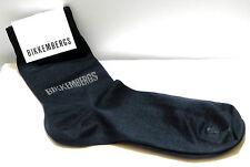 Calzino calza bassa uomo socks BIKKEMBERGS a.P791 C15 t.L/XL 43-46 col.3000 blu