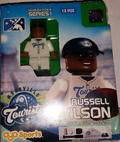Russell Wilson Oyo Tourists Milb Figure Lego Compat G4 Special Edition