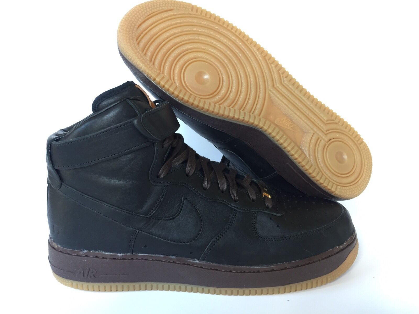 NIKEiD AIR FORCE 1 BRAND NEW LEATHER [ 921290-991 ] US SZ 10.5