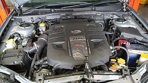 Subaru 6 Cylinder >> Details About Subaru Liberty Gen 4 Engine Cover For H6 Boxer Ez30 3 0 Litre 6 Cyl 9 03 8 09